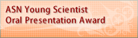 ASN Young Scientist Oral Presentation Award